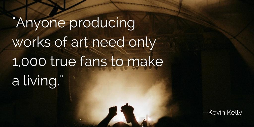 1,000 true fans
